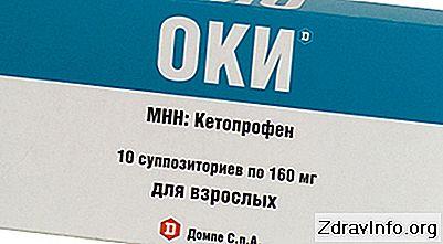 Mumlar Ketonal - ilacın kullanımı 53